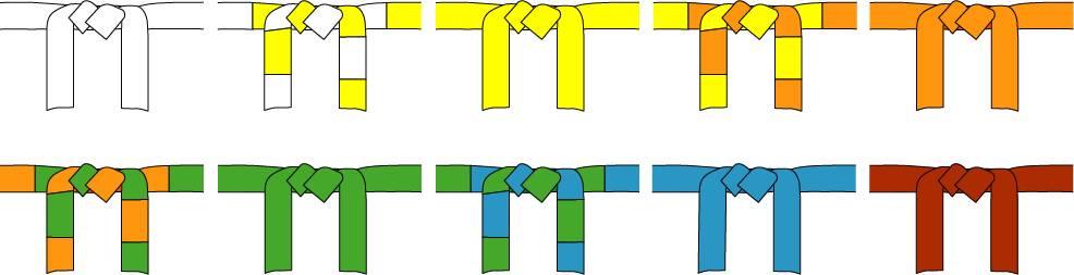 fea722a314a Les ceintures - Base-judo