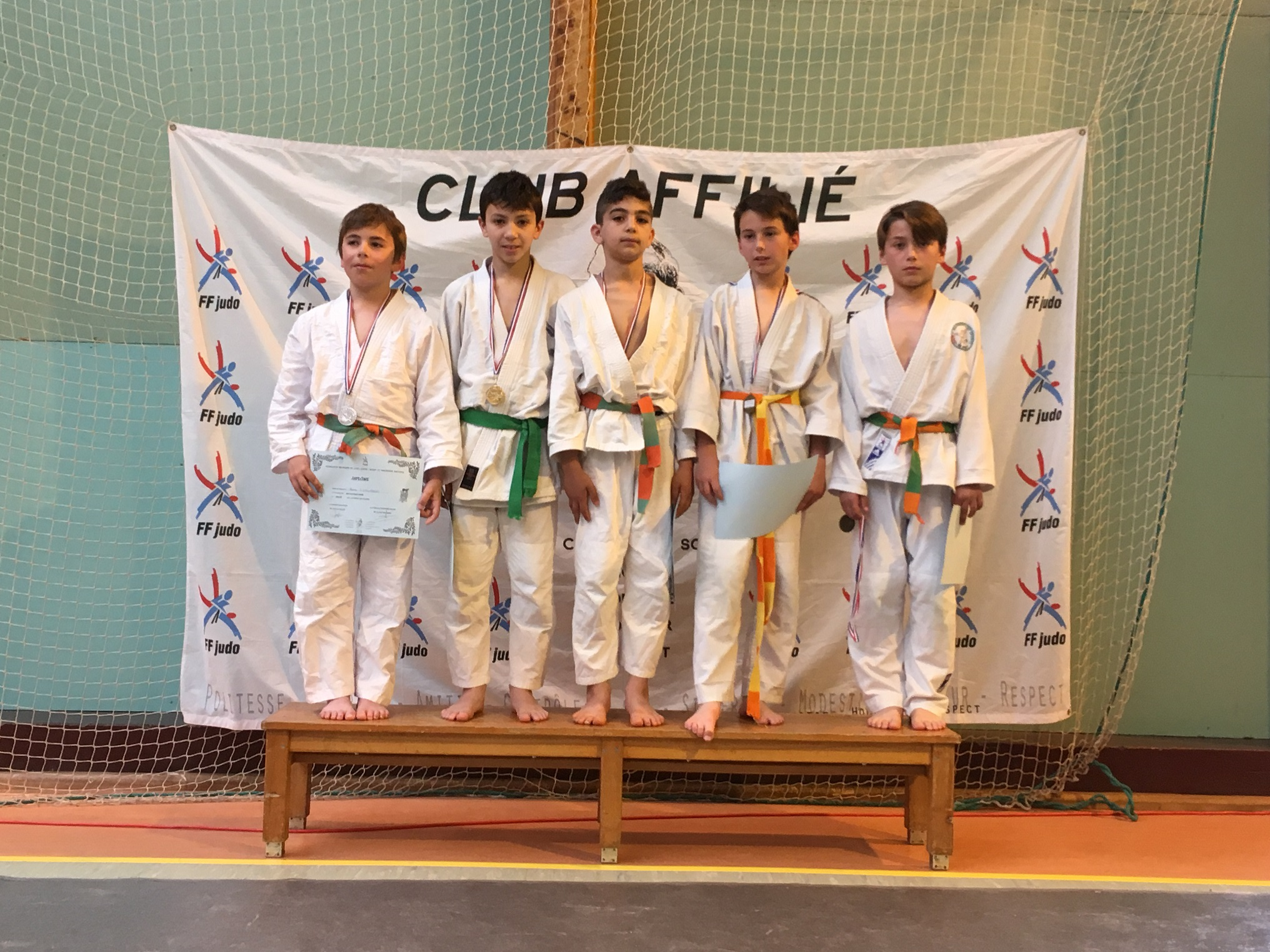 club judo viroflay