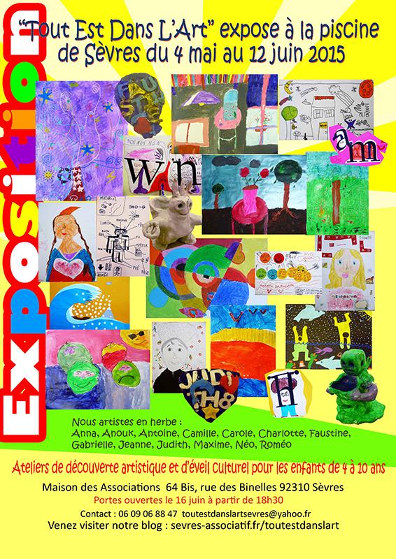 affiche expo TEDLA 566x800