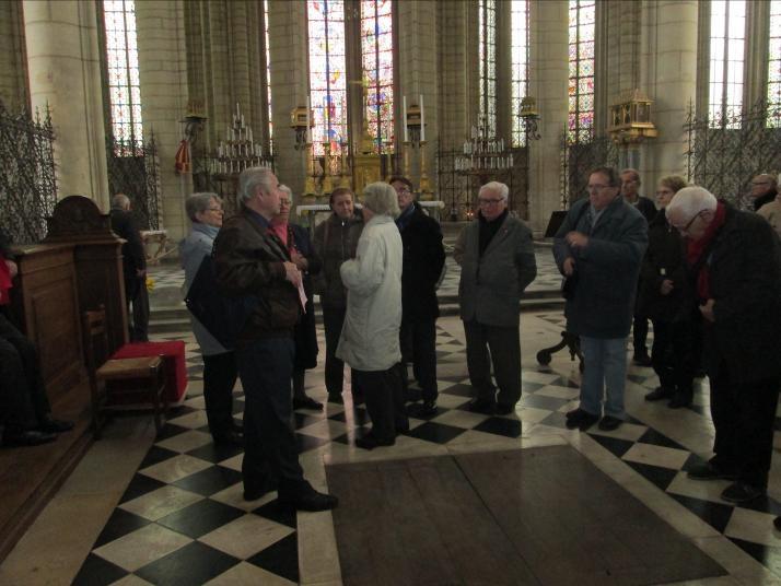 visite de la cathédrale