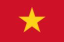 Drapeau du Viêt Nam